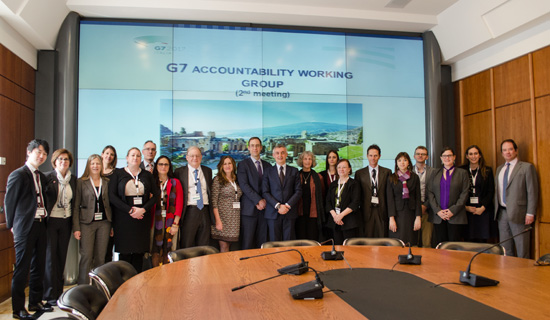 G7 Accountability Working Group