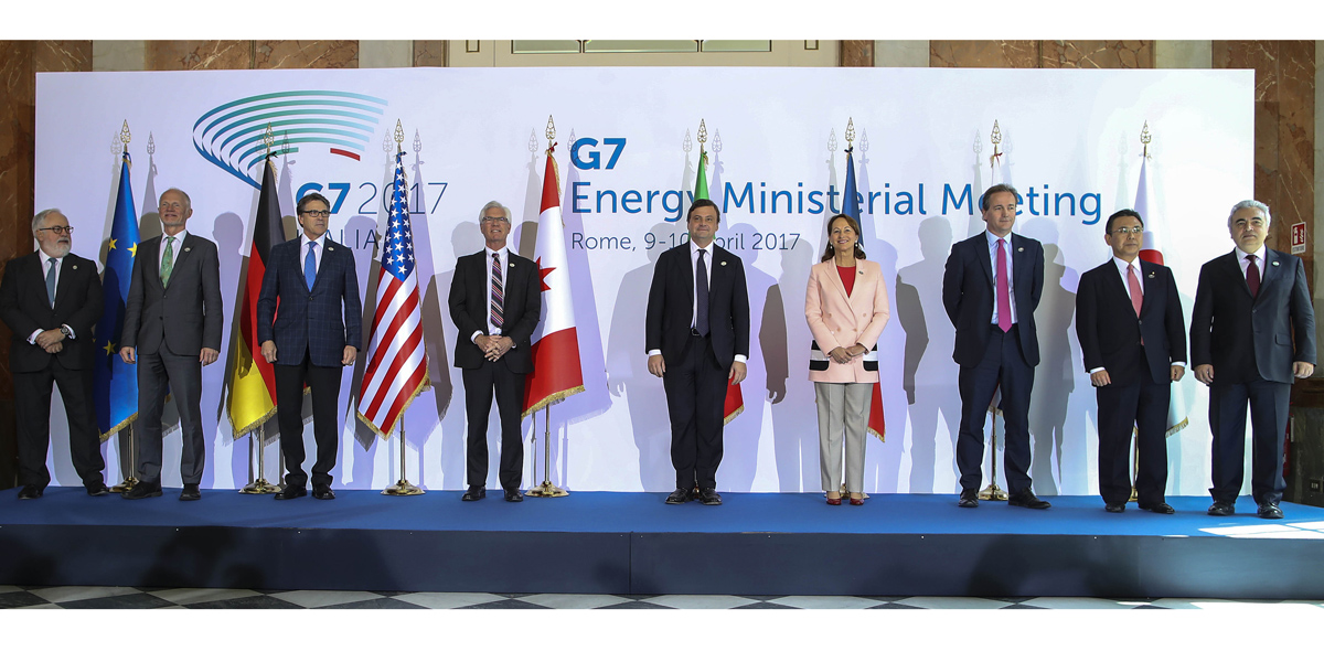 Rome G7 Energy draws to a close