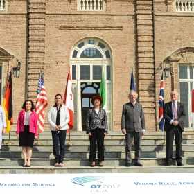 Science Ministerial Meeting, September 27-28