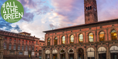 From June 5 to 12, Bologna will host #All4TheGreen