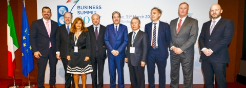 B7 Business Summit: new rules for global trade and more innovation