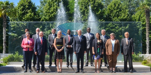 The G7 Environment reaffirms the cooperation to protect the planet