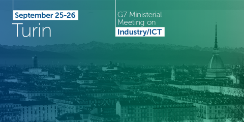 The key topics of the Industry and ICT Ministerial Meeting