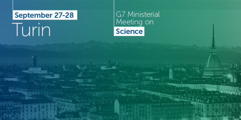 Key topics of the G7 Science to be held on September 27-28