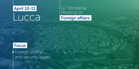 The accreditation platform for the Foreign Affairs Ministerial Meeting is now online
