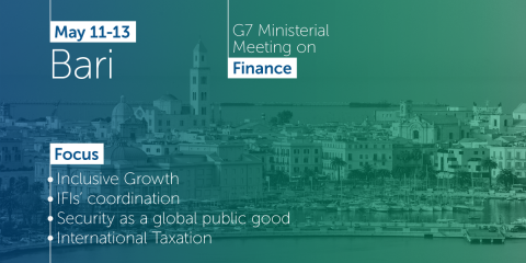 The accreditation platform for the Finance Ministerial Meeting is now online