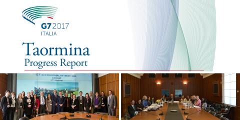 The G7 Accountability Working Group Report has been published