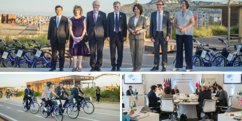 The G7 Transportation Ministers agreed completely on the social value of infrastructures