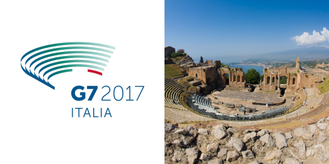 The accreditation platform for the G7 Summit in Taormina is online