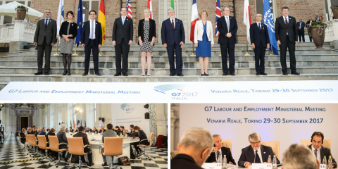 The Labour Ministerial Meeting closes the G7 Innovation Week