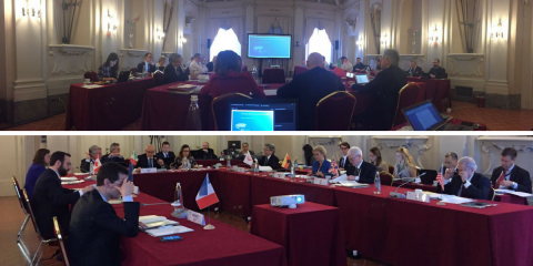 Second meeting of the G7 Sherpas in Florence