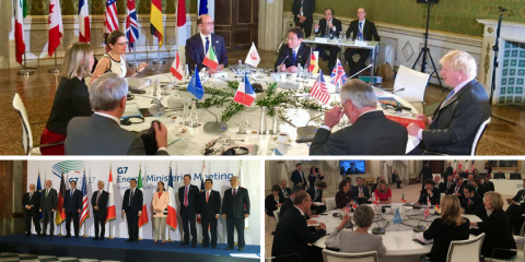A history of the G7 Ministerial Meetings