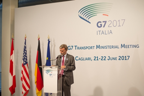 Transport Ministerial Meeting